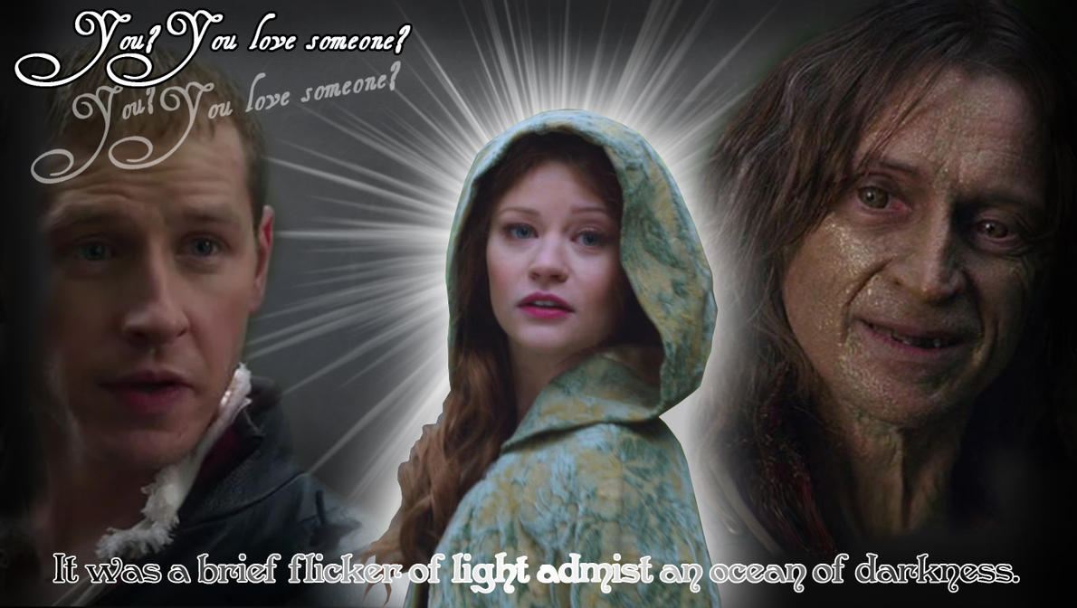 Rumbelle Wallpaper 3 by LeMeNe