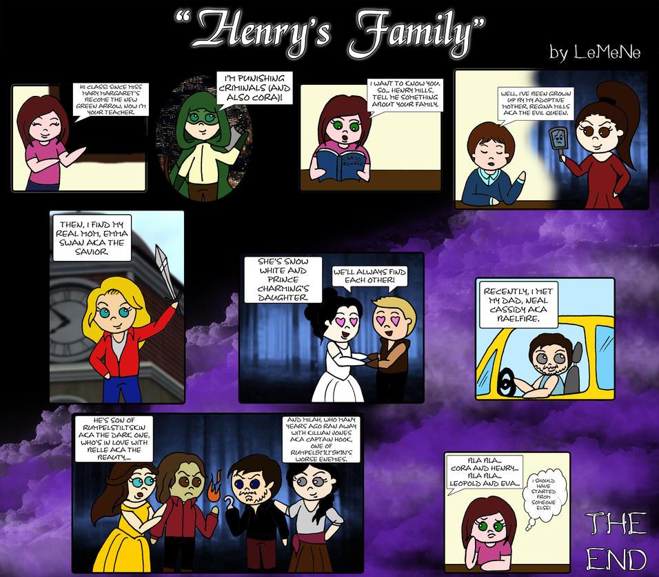 La Charming Family Henry_s_family_by_lemene-d63q2b6