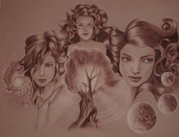 The Norns by SecretOfDragonflies
