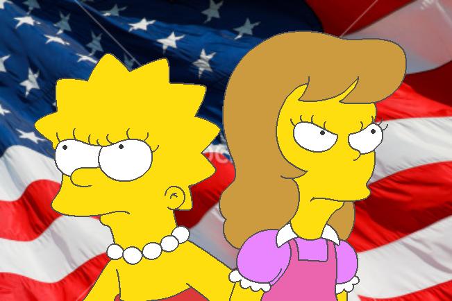 Lisa and Samantha Take A Stand by KidBobobo
