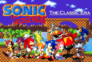 Sonic the Hedgehog - The Classic Era by KidBobobo