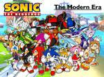 Sonic the Hedgehog - The Modern Era