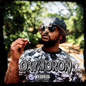 Schoolboy Q Oxymoron Cover by KC-Covers