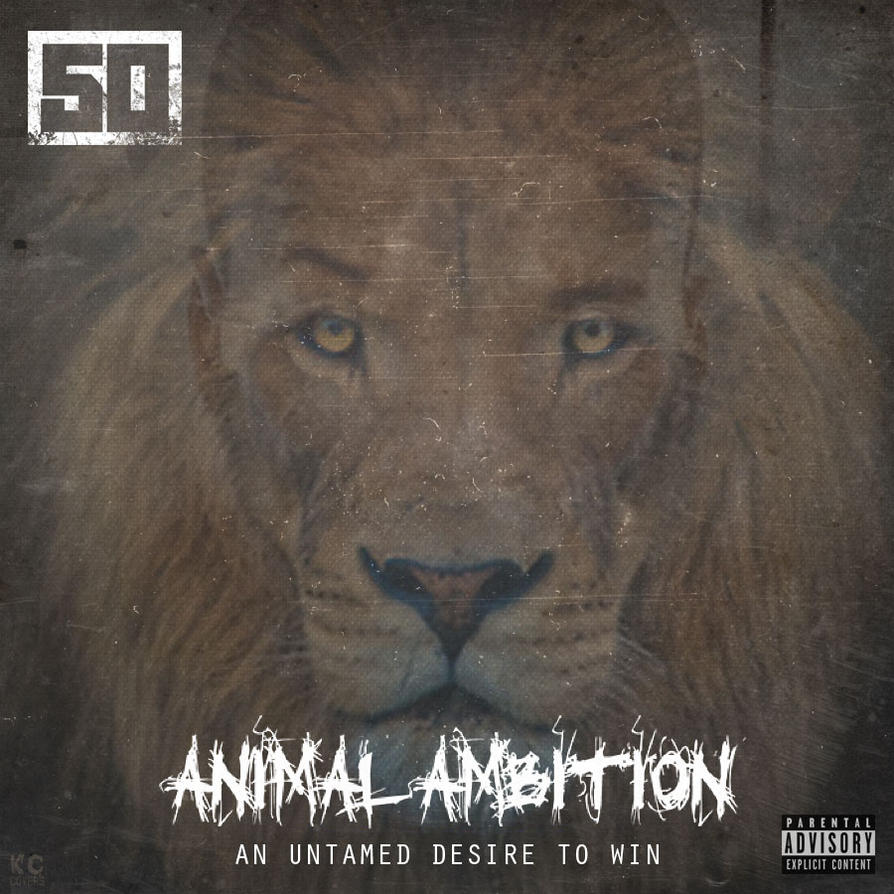 50 cent - Animal-Ambition by KC-Covers on deviantART