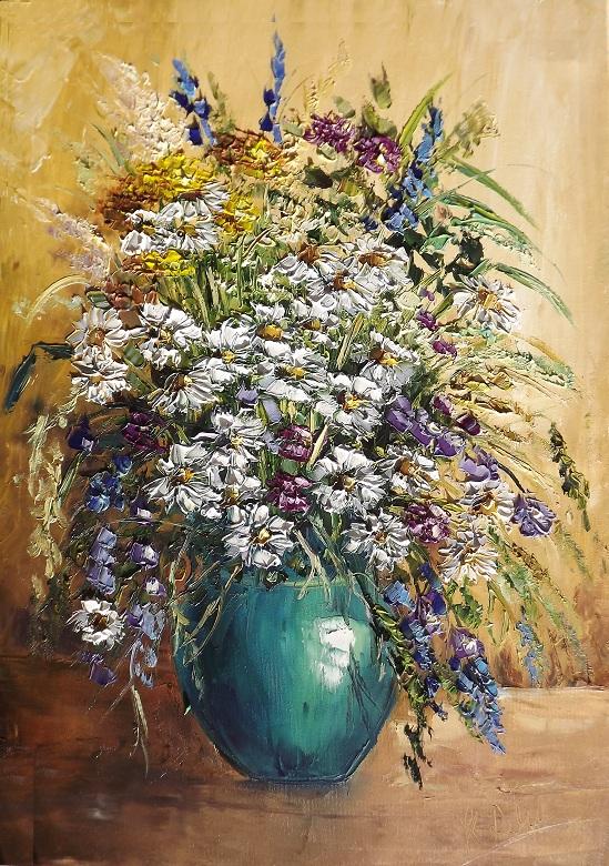 Wildflowers by Kasia1989