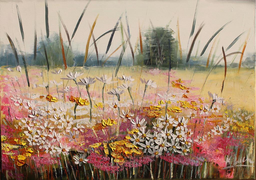 Meadow Full of Poetry by Kasia1989