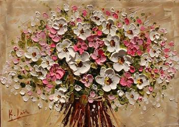 Romantic bouquet by Kasia1989