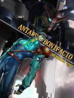 Antares Bonifacio by nahumreigh