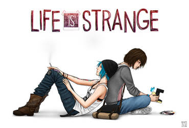 Life Is Strange by trixdraws