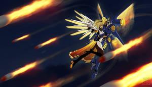Rocket Angel