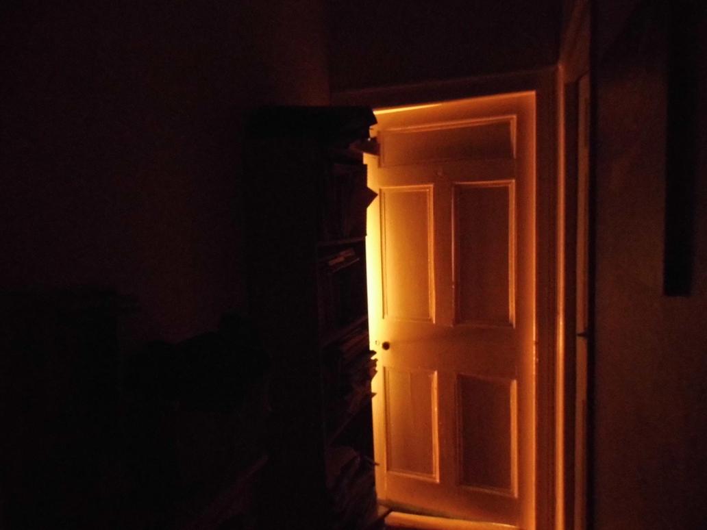 Light behind the door by mattfrostwolf267 on deviantart for 12 light door