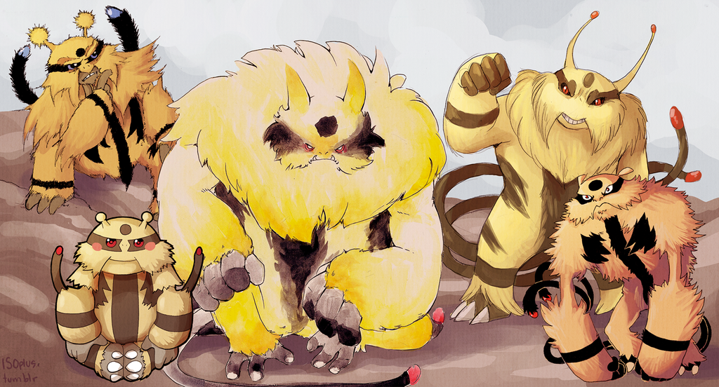 Best Nature For Electabuzz