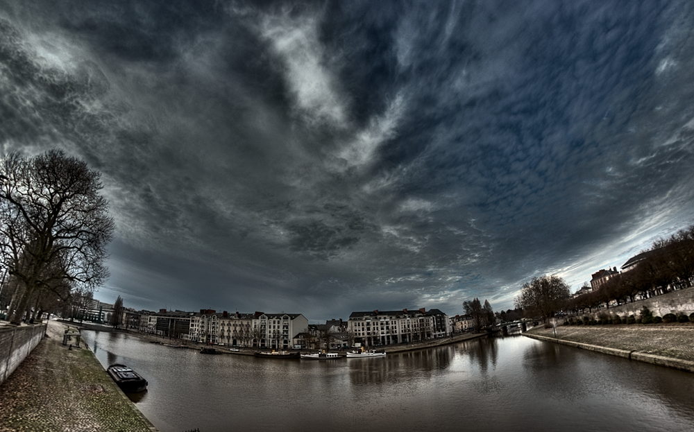 Erdre -fisheyed by bubus666
