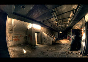 Entrance hall by bubus666