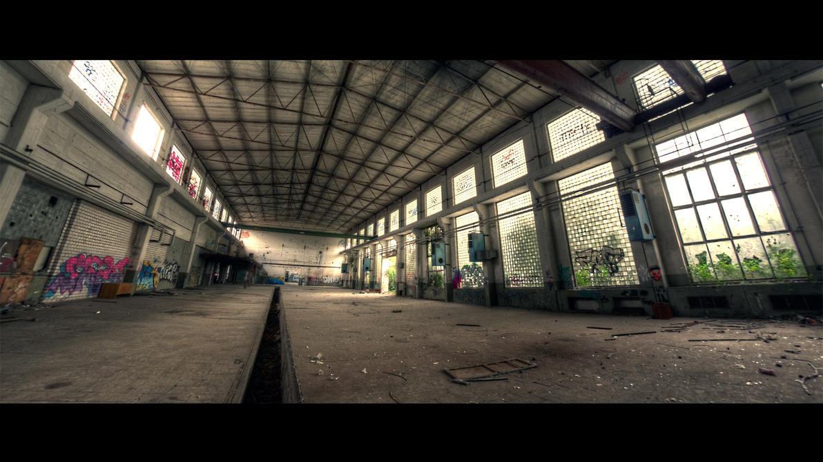 Cinematic decay by bubus666