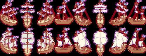 Ship frames