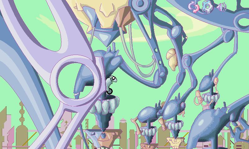 Kernel Bug videogame: crawlers hub by nigmashumma