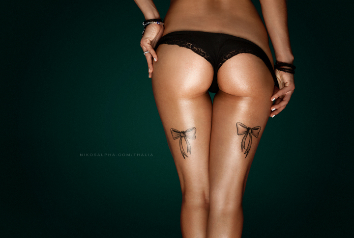 Ribbon by nikosalpha