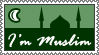 Im Muslim by AhmedWOLF