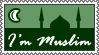 Im Muslim by AhmedWOLF
