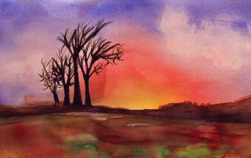 Prize commish-watercolour 1 by AJ333