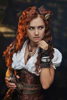 Steampunk.Anastasia by Allsteam