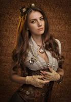 Steampunk. Alexandra by Allsteam