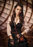 Steampunk. Alexandra