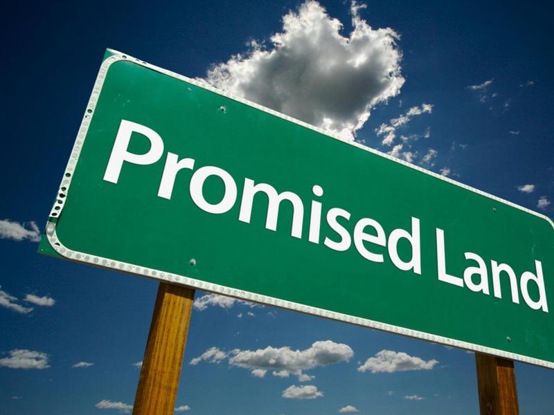 promised land by Kuyalu