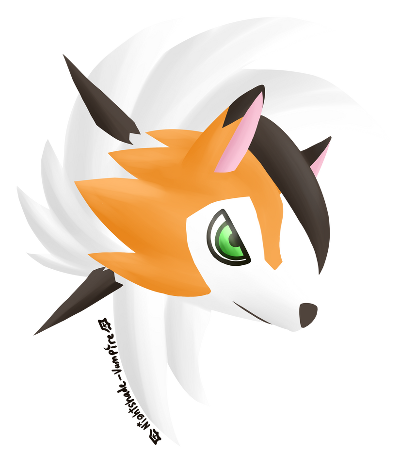 how to get dusk lycanroc without event