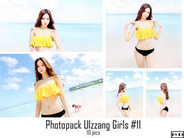 Photopack Ulzzang Girls #11 By Pj by LVTrangAnh