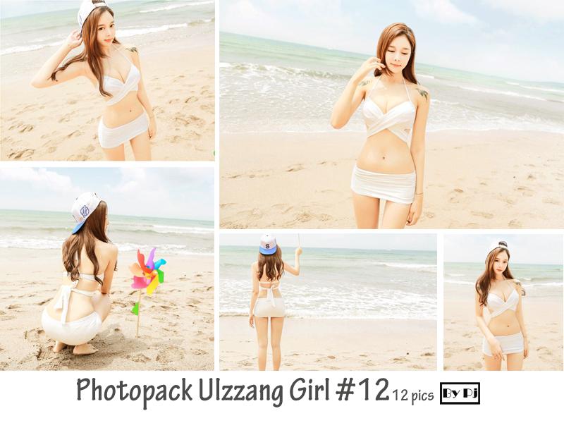 Photopack Ulzzang Girls #12 By Pj by LVTrangAnh