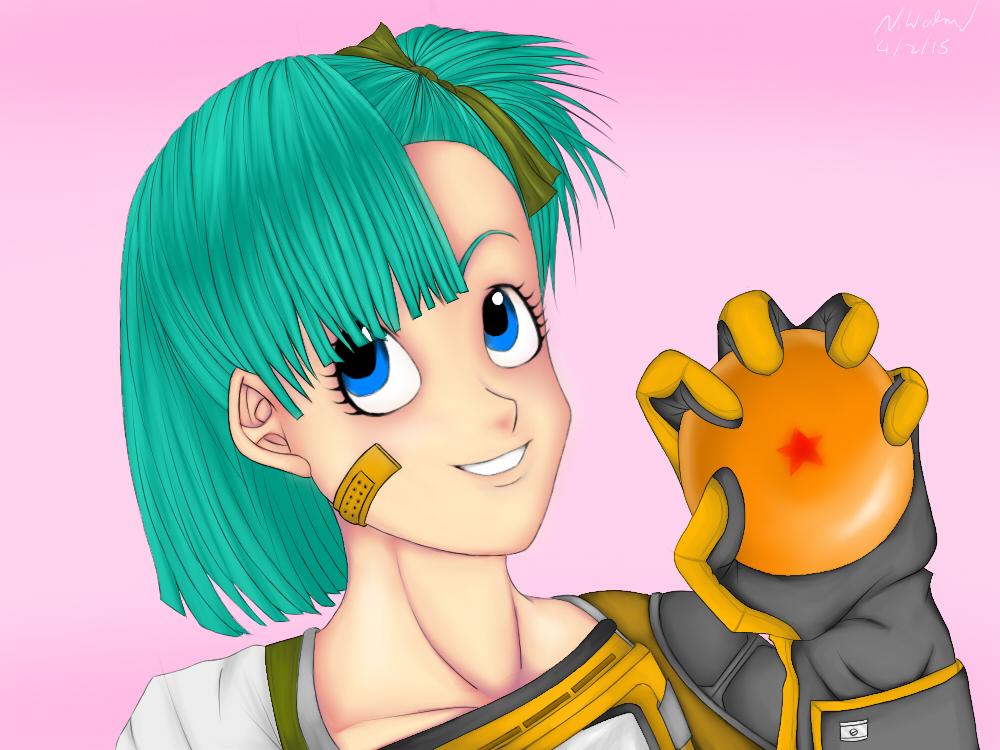 Dragonball!! by Niruharu