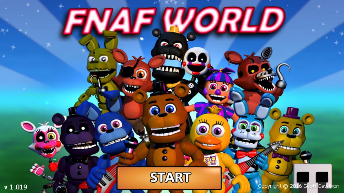 Игры онлайн бесплатно фнаф