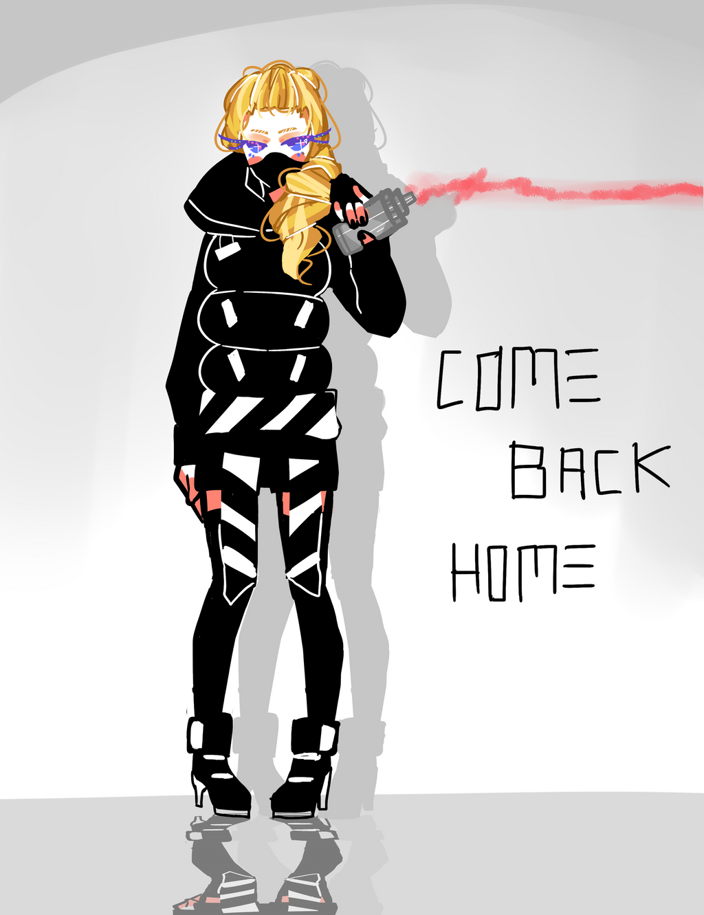 come back home cl by strawberrysexual on deviantart
