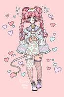 C: Chudoll by strawberrysexual