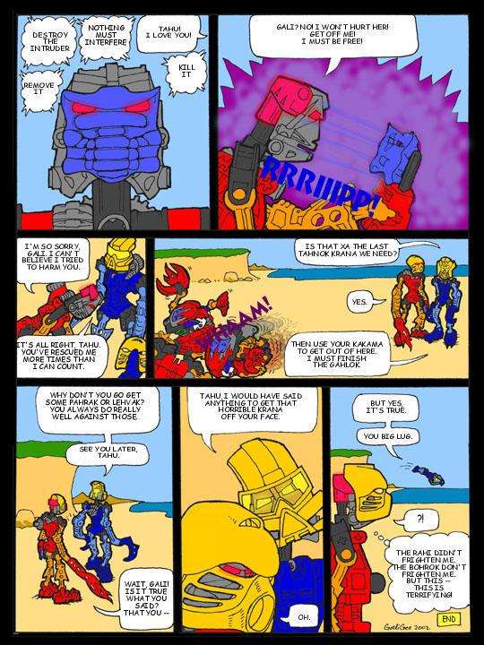 Tahu Enslaved, Page 2 of 2 by WaterMarked