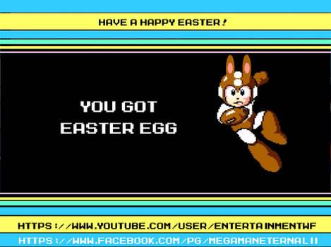You Got Easter Egg - Happy Easter!