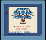 Mega Man Eternal II - New Default Border