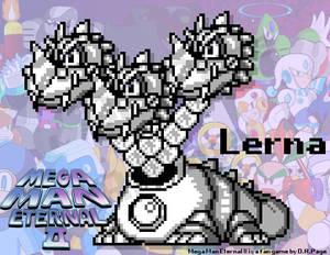 Mega Man Eternal II - Lerna (Mini Boss)