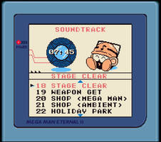 Mega Man Eternal II - Soundtrack (Gallery)