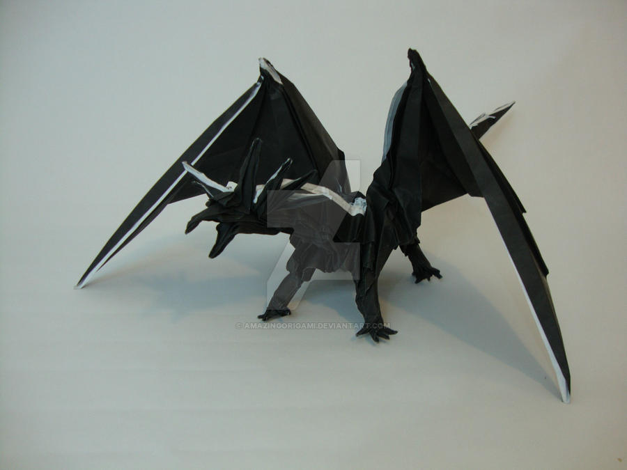 Ancient Dragon by amazingorigami