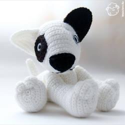 Puppy dog by wooltoys-ru