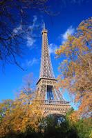 Eiffel Tower by Hamrani