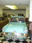 Harry Potter's car