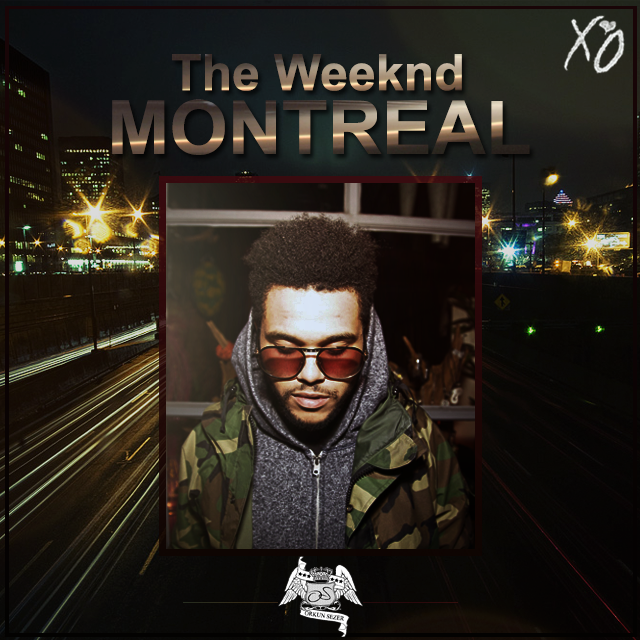 The Weeknd Tour Montreal