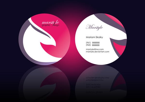 My Business Card by marstyle