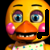 Toy Chica Gamer Icon