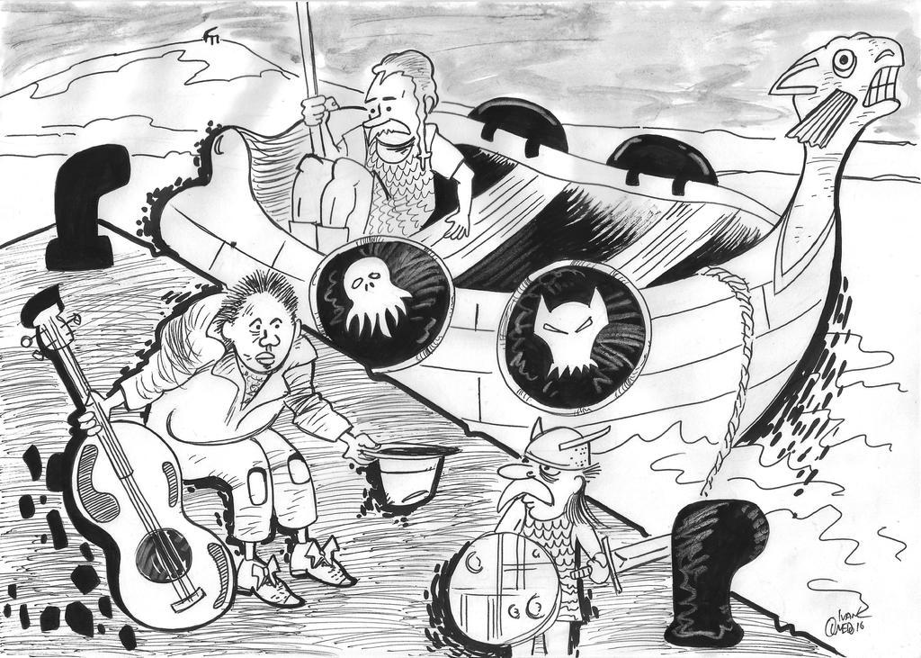 Voyage by IvanOlmedo