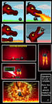 Johny Dragon Killer Emoticomic by Redramsfan